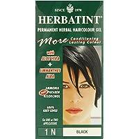 Herbatint - Permanent Haircolour Gel 1N Black 150ml
