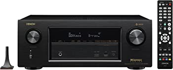Denon AVRX3400H 7.2 Ch. 4K Ultra HD A/V Receiver + $100 GC