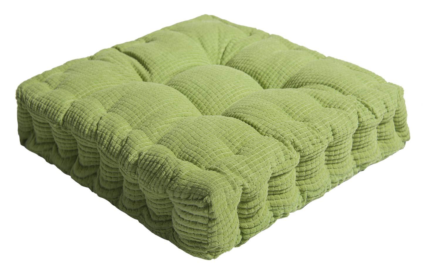 Amazon.com: ChezMax - Cojín para silla (poliéster y algodón ...