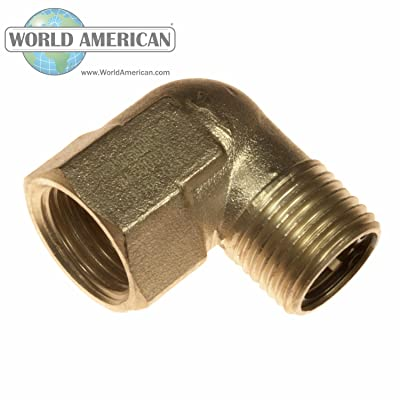 World American WA800376 Check Valve: Automotive [5Bkhe0112691]
