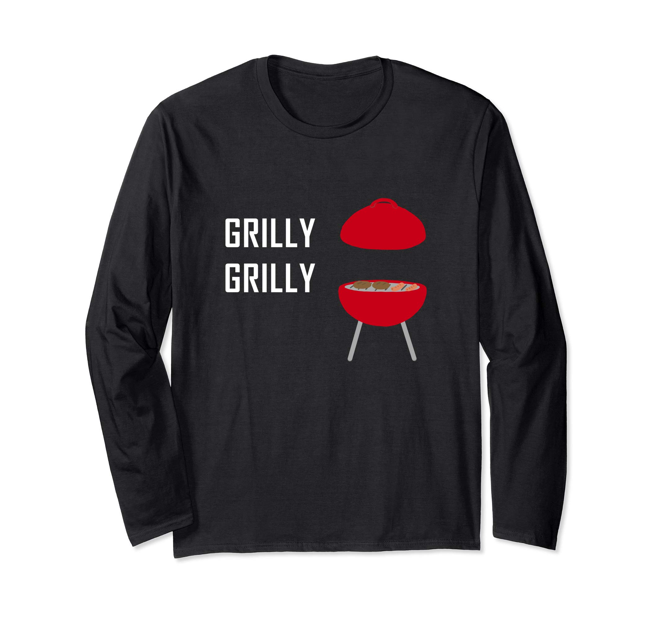 Funny Grilling Grill Shirt Grilly Grilly Dad Gift by Triple G Mavs