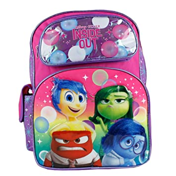 a0492f55814 Image Unavailable. Image not available for. Color  Disney Pixar Inside Out  Joy Sadness Anger ...