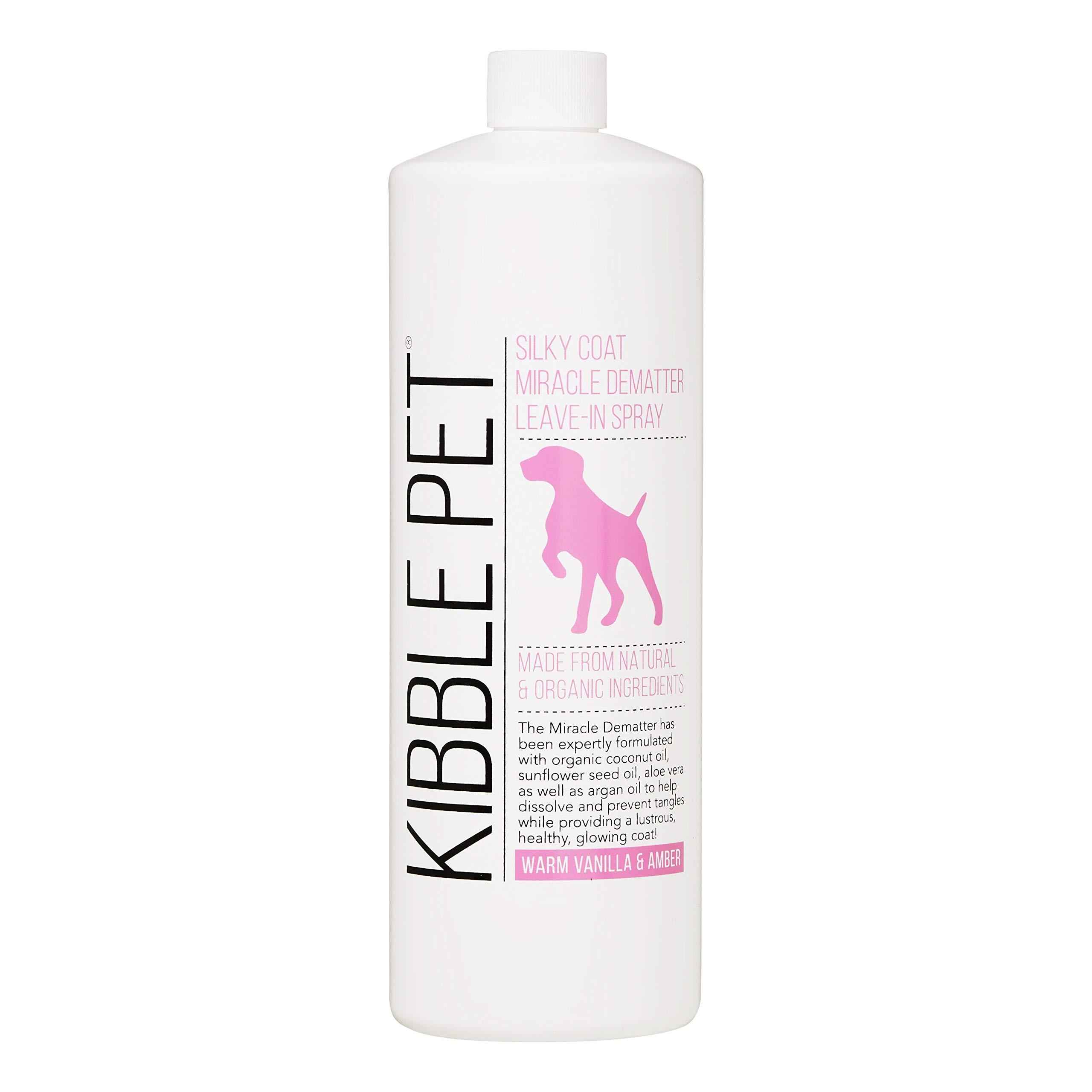 Kibble Pet Miracle Dematter - Warm Vanilla & Amber (1 L) by Kibble Pet