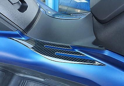 2/Pegatinas 3D Protector carrocer/ía Compatible para Roller Kymco Xciting S 400/i