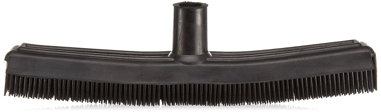 Efalock Professional Gummibesen Sweeper, schwarz, 1er Pack, (1x 1 Stück) (1x 1 Stück) 18749