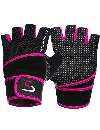 PüNktlich Rdx Damen Gym Fitness Handschuhe Training Sports Krafttraining De Krafttraining & Gewichte