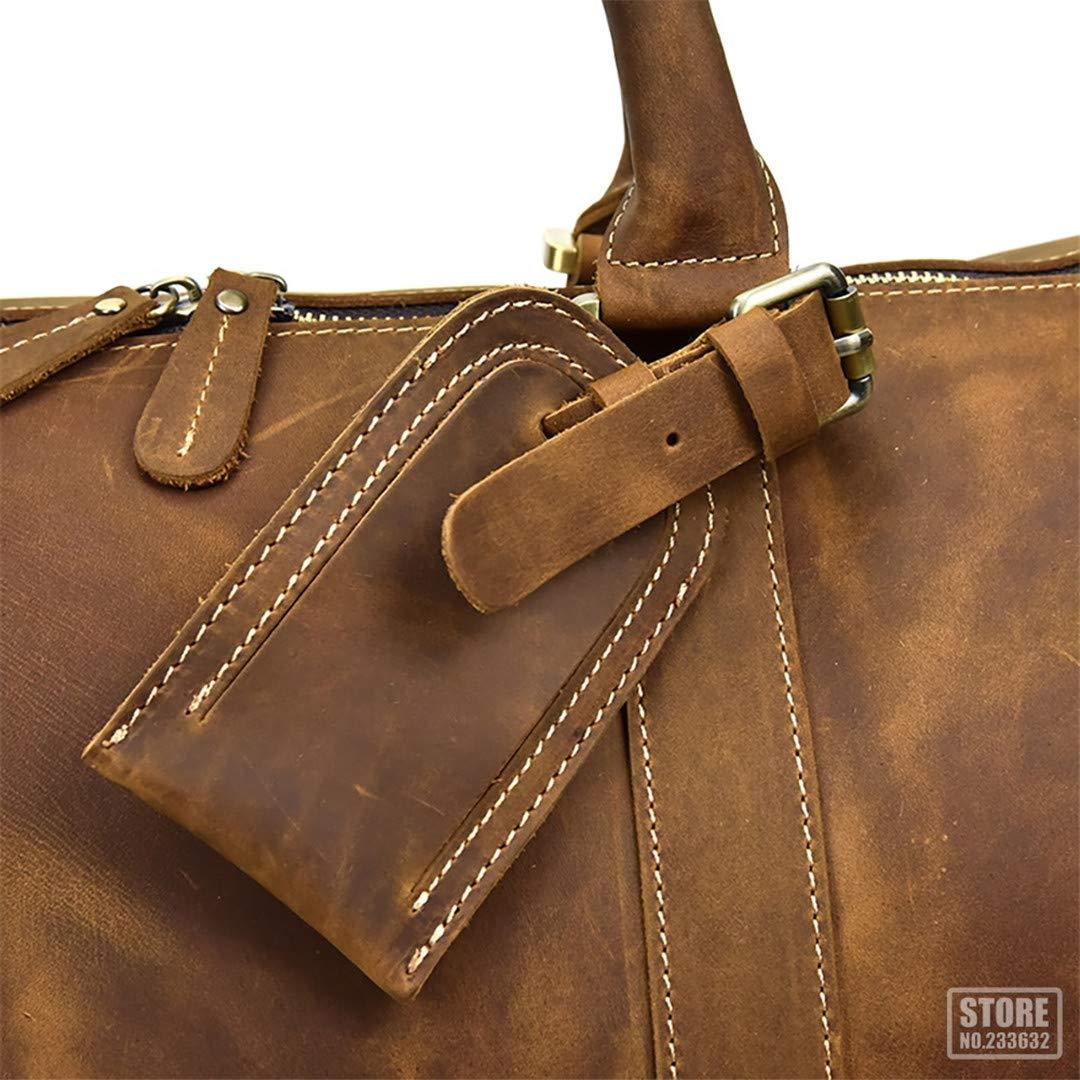 c56c804f11fc Amazon.com: Speciclny Motorcycle Bag Men Retro Vintage Travel ...
