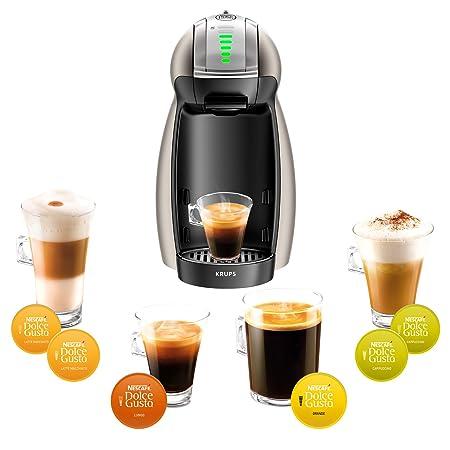 Krups yy1784fd máquina de café de cápsulas de Nescafé Dolce Gusto ...