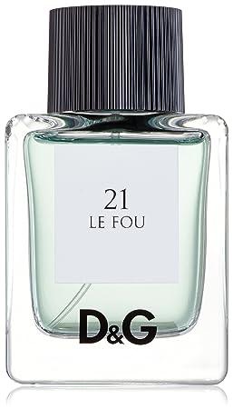 Gabbana Ml Spray 21 Homme Dolceamp; Le Fou Eau Pour Toilette De 50 dCerxQoBW