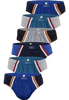 2ca7a0dff8 BestSale247 6 oder 12 Stück Herren Slips Unterhosen Männer Slip Unterwäsche  aus 100% Baumwolle
