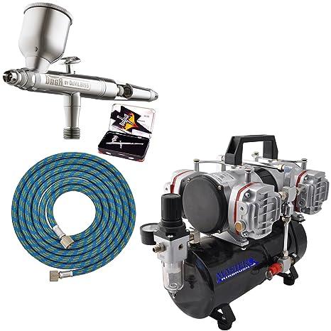 Amazon.com: DEVILBISS Dagr aerógrafo con airbrush-depot ...