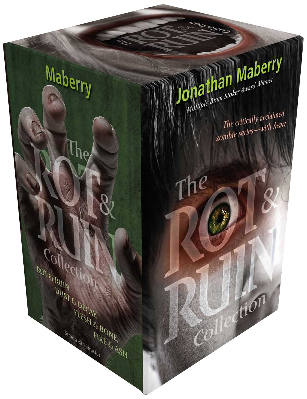 The Rot & Ruin Collection: Rot & Ruin; Dust & Decay; Flesh & Bone; Fire & Ash ebook