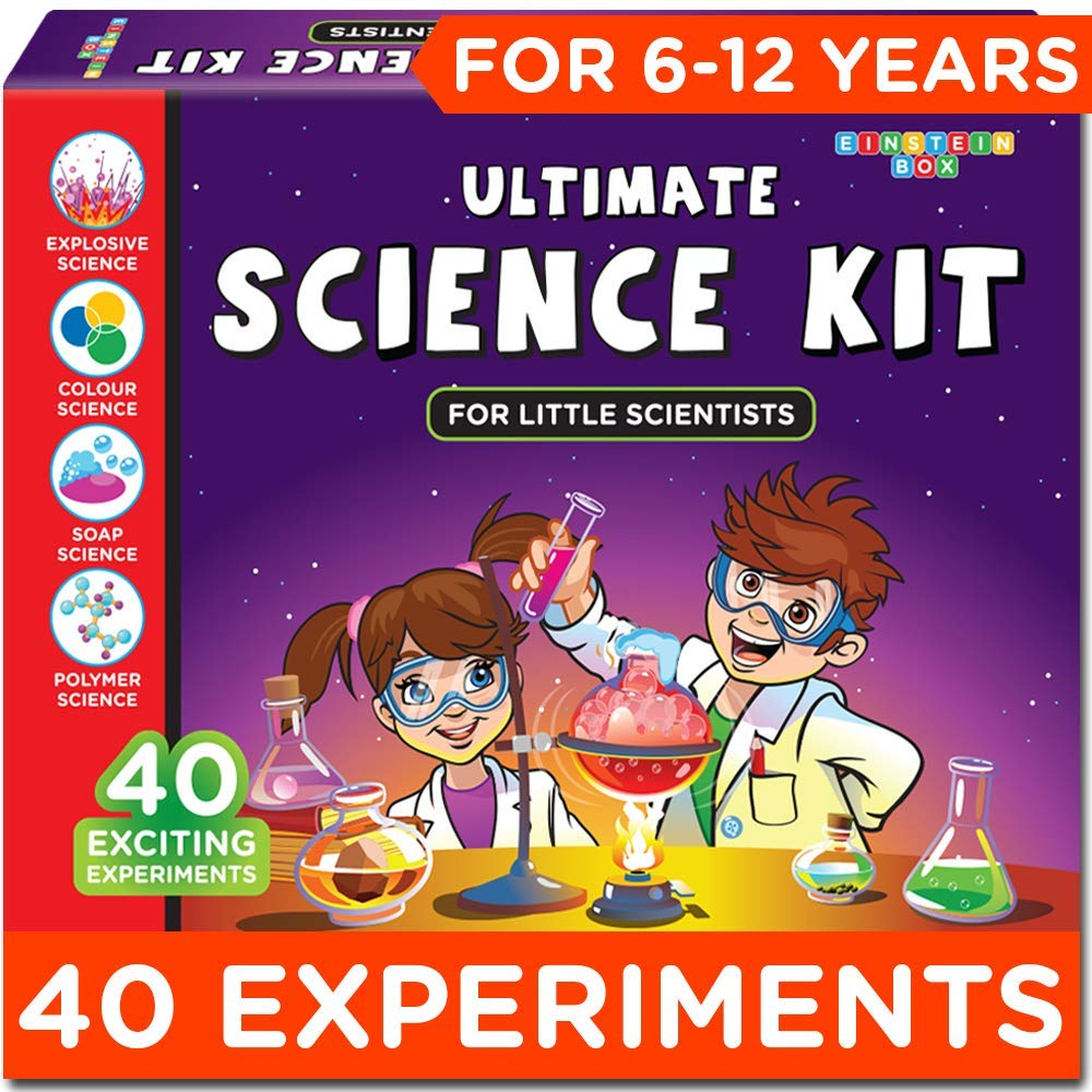 Einstein Box Science Experiment Kit $8.89 Coupon
