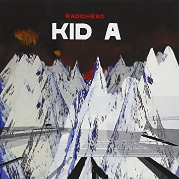 cd radiohead kid a