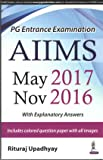 AIIMS May 2017/Nov 2016