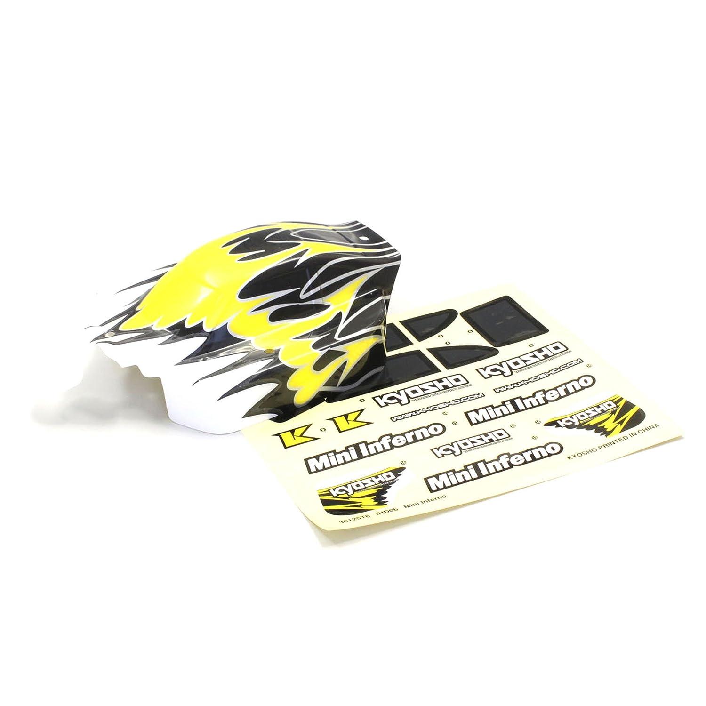 Karosserie Mini Inferno Typ 6, lackiert B004NF5VDE Zubehör zu Bausätzen Elegante und stabile Verpackung     | Große Auswahl