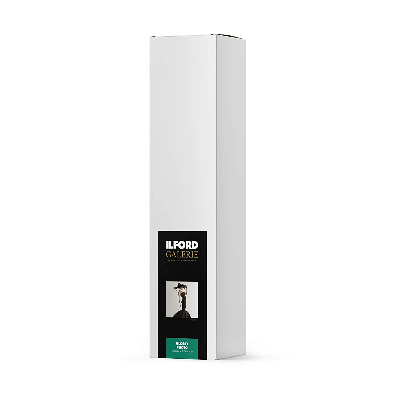 25 fogli A4 ILFORD Galerie Prestige Metallic Gloss-Carta fotografica 260 g