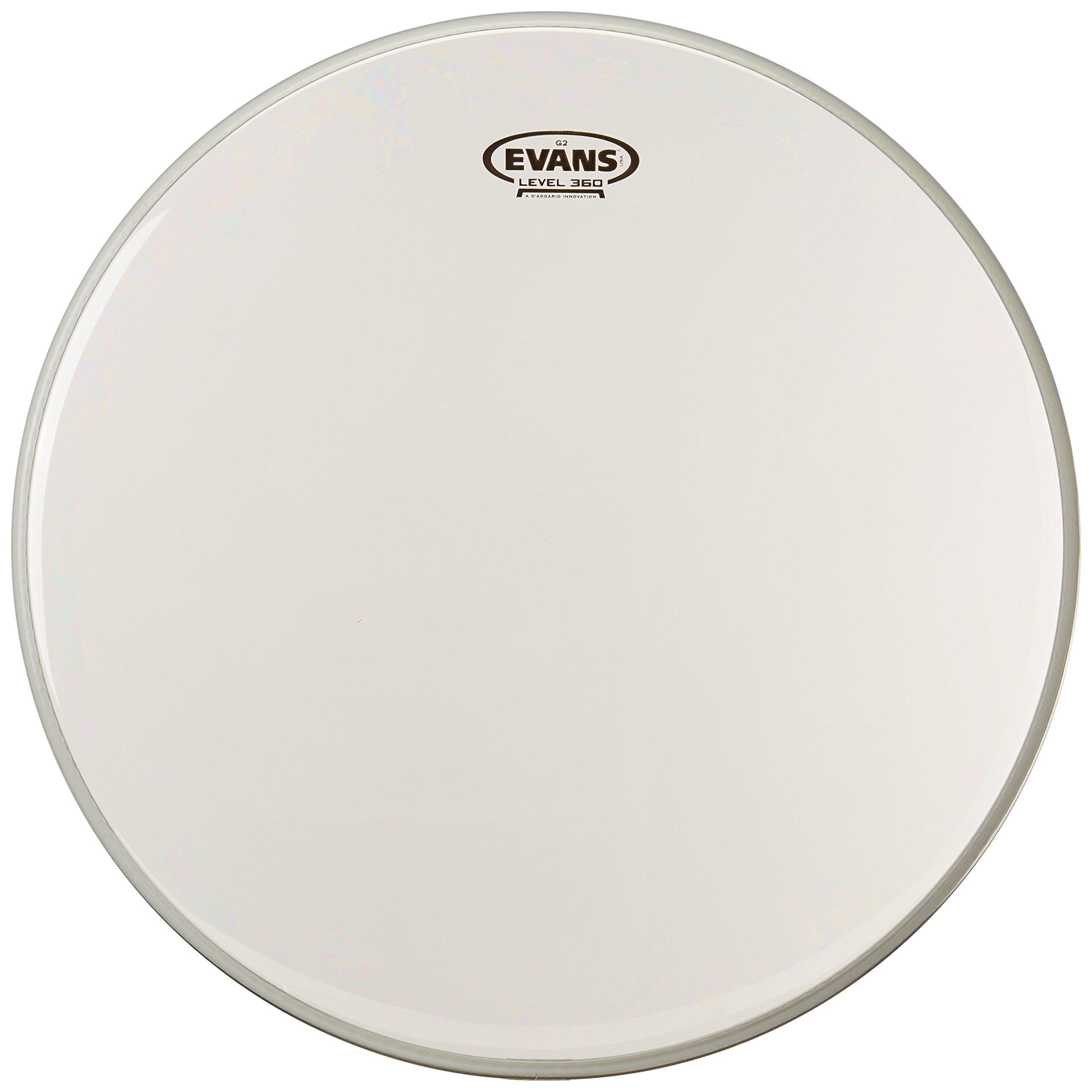 Evans G2 Clear Bass Drum Head, 20 Inch