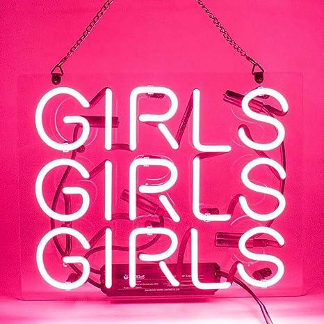 Neon Lights Signs Girls Decor Of Beer Bar Bedroom Livingroom