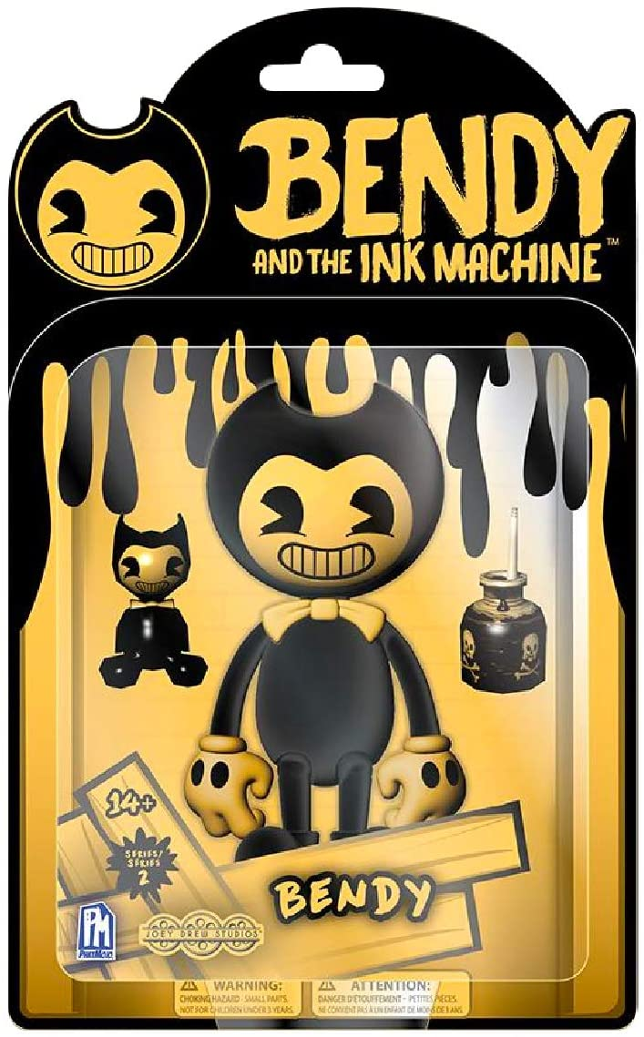 Souple et l/'encre Machine Tom Action Figure
