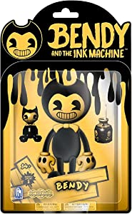 Bendy And The Ink Machine Action Figure (Yellow Bendy)