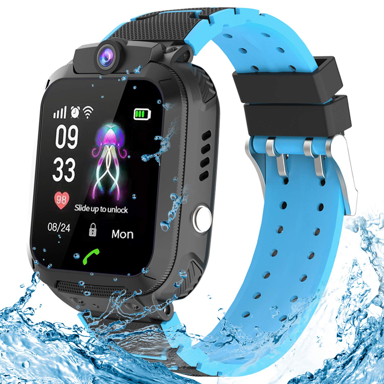 Amazon.com: Bohongde - Reloj inteligente para niños con ...