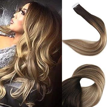 Blonde balayage hair care
