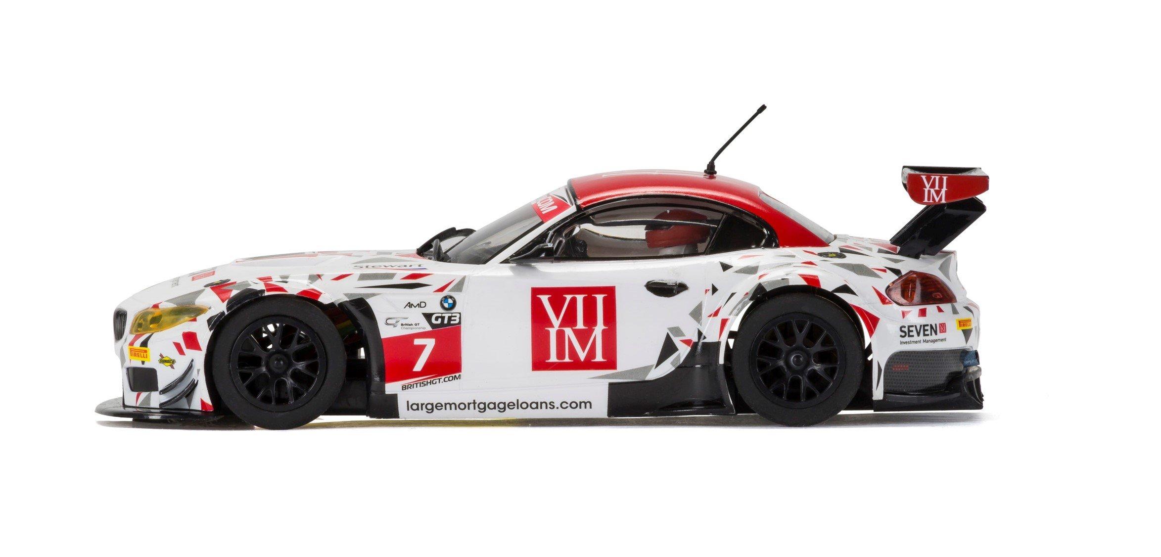 Scalextric C3848 BMW Z4 GT3, AMD Tuning Car