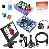 kksmart Raspberry pi 3 model b ラズベリーパイ電子工作入門 7インチ1024*600 LCDパネルキット