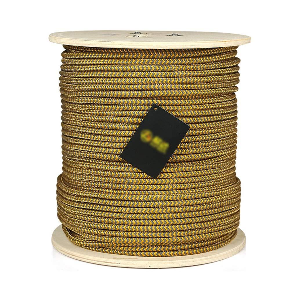 雑誌で紹介された キャンプロッククライミングロープ8ミリメートル静的ロープの直径高強度ストラップ安全クライミング機器サバイバル (色 : C, サイズ : 100M|B 20m) (色 B07K9ML758 B サイズ 100M 100M|B, 西予市:e0e70f74 --- arianechie.dominiotemporario.com