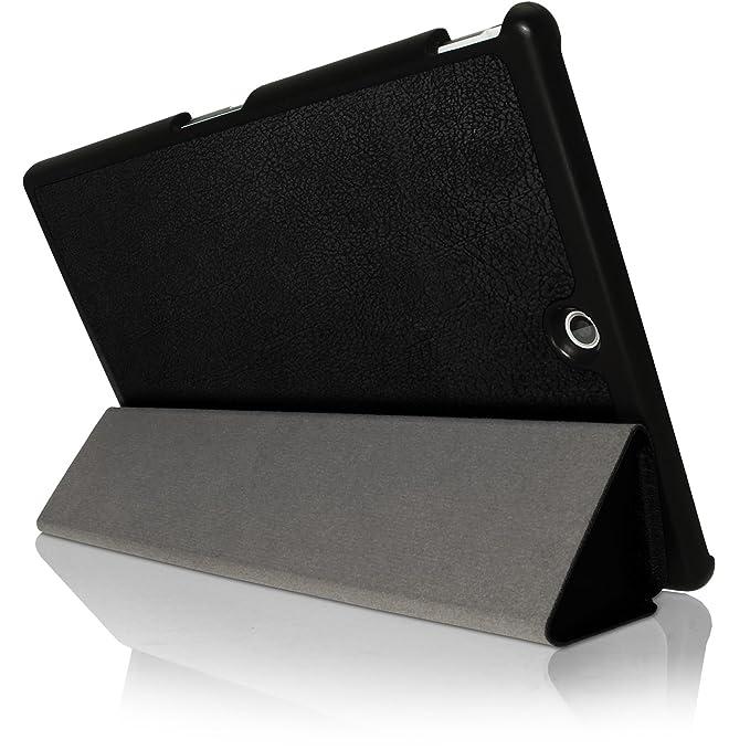 Amazon.com: igadgitz Covermate – Plus casos para Sony Xperia ...