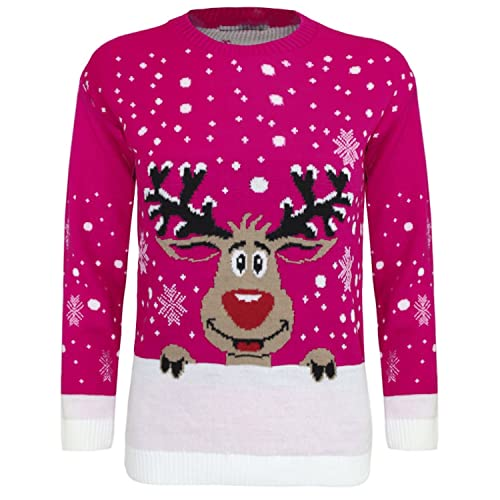 Christmas Jumper Party: Kids Christmas Jumper: Amazon.co.uk