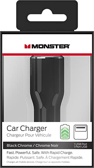 iCarCharger with Dual Chargers