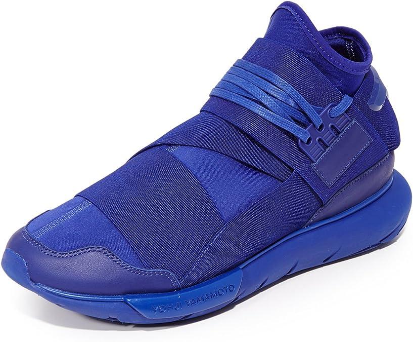 Y-3 Men's Qasa High Sneakers, Purple