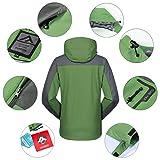 Waterproof Jacket Rain Coats for Women Outdoor