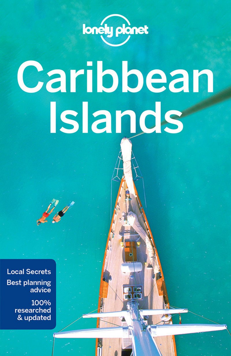 Lonely Planet Caribbean Islands Travel