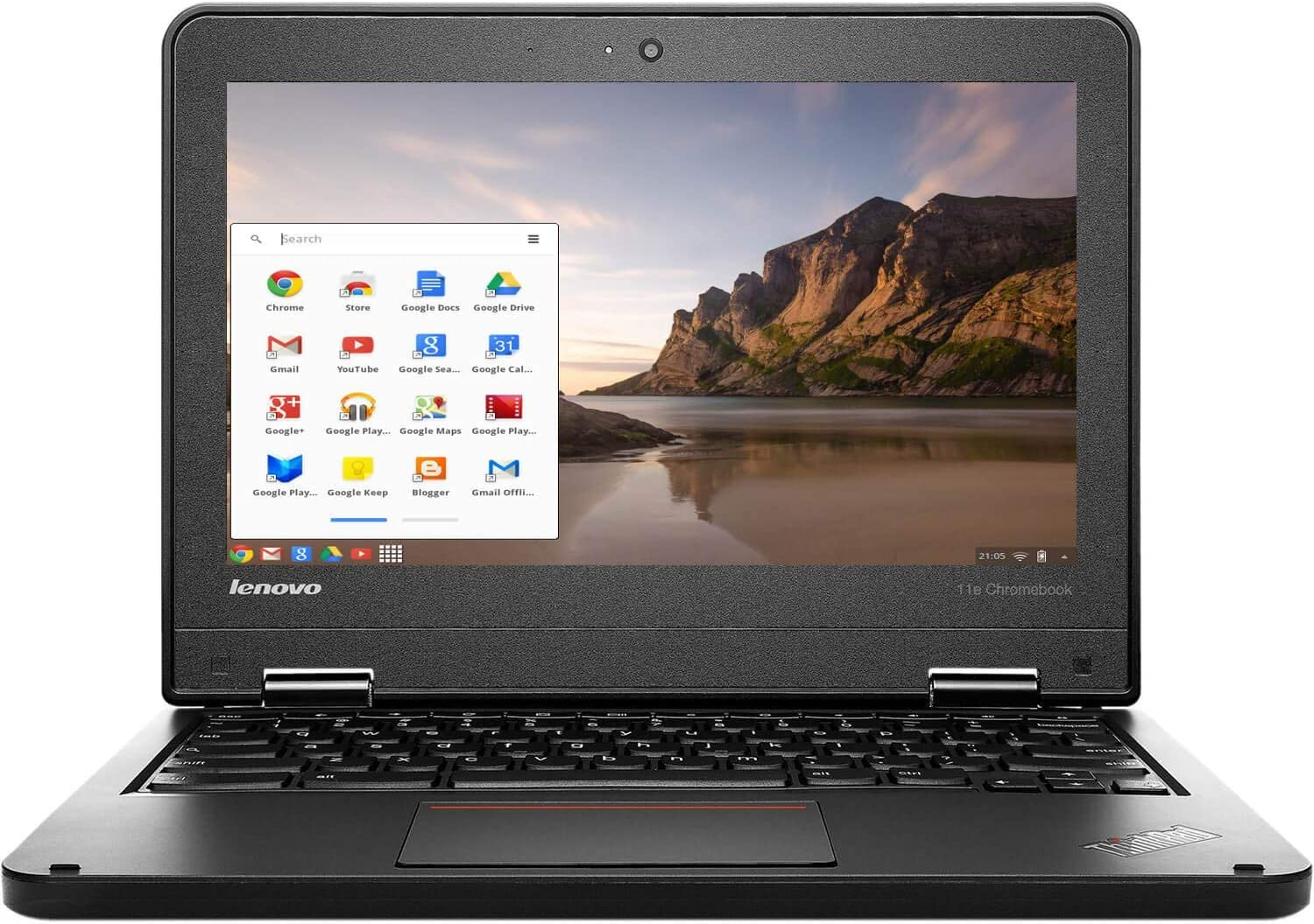 "Lenovo ThinkPad 11e 11.6"" LED Chromebook Laptop Intel Celeron N2930 Quad Core 1.83GHz 16GB 4GB (Renewed)"