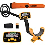 Garrett ACE 200 Metal Detector with Waterproof Search Coil and Pro-Pointer AT