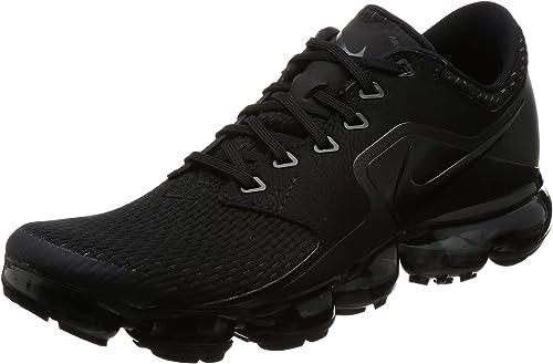 Promociones Nike Air Max R4 Para Hombre Negro Gris Outlet