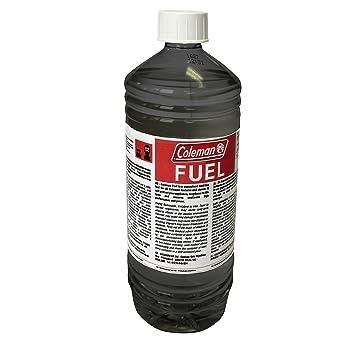 Coleman Fuel - Nafta para hornillos de gasolina y lámparas Multifuel: Amazon.es: Deportes y aire libre