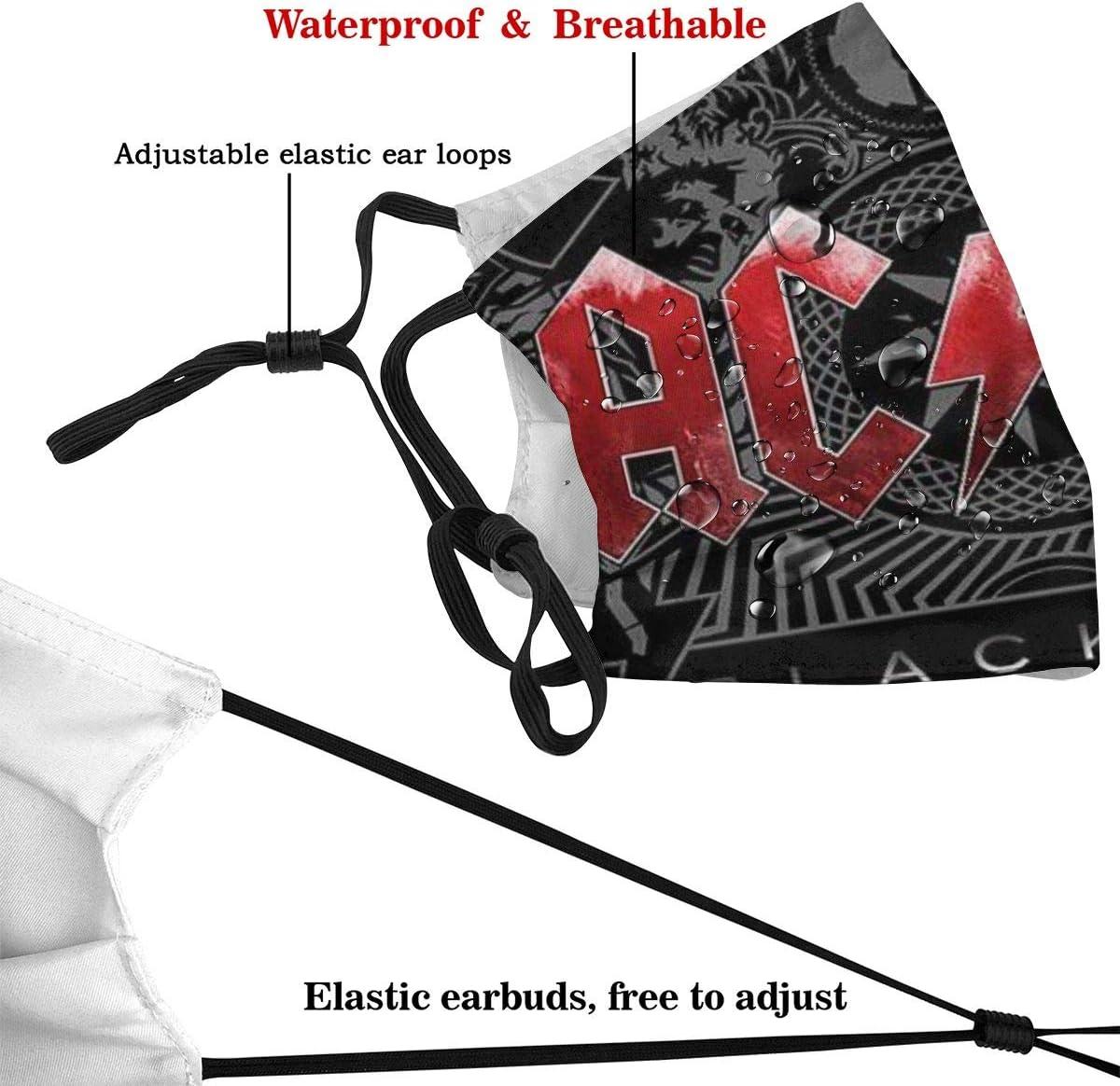 NIU AC-DC Wiederverwendbare und waschbare zum Laufen Outdoor-Aktivit/äten (1 PC) Radfahren Skifahren
