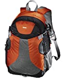 "Hama ""Bormio"" 140 Camera Backpack - Orange/Black"