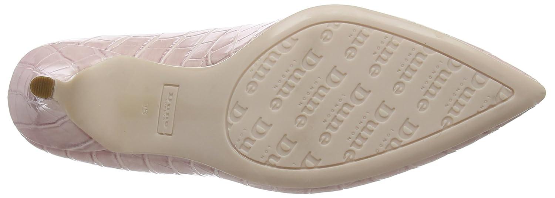 Dune Damen Aeryn Pumps Pink Pink Pink (Blush-patent_synthetic Blush-patent_synthetic) 59ce7f