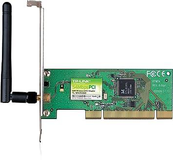 Amazon.com: TP-LINK tl-wn353gd 54 Mbps tarjeta adaptador de ...