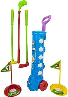 Juegos Aire Libre Mini Golf Trolley Juguete de Jardin Palos ...