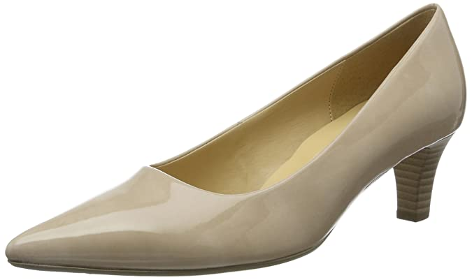 Noir Comfort EU Schwarz Femme Gabor Noir 36 Fashion Escarpins Shoes qapxXnOwg
