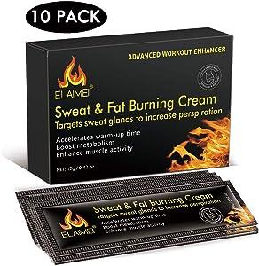 Free Sweat & Fat Burning Cream