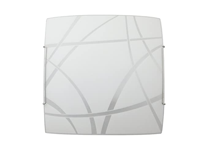 Lucidea s r l biella lampada da soffitto serigrafata con