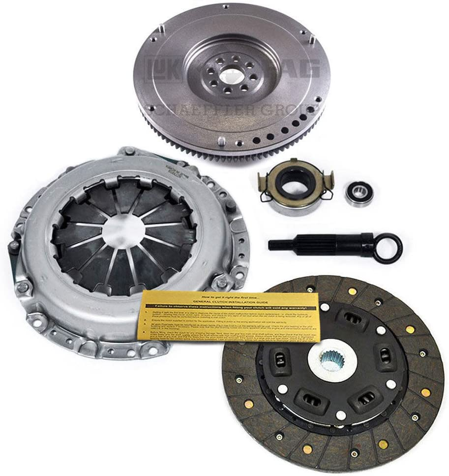 EFT HD CLUTCH KIT /& OE OEM FLYWHEEL FOR 2000-2005 TOYOTA CELICA GT 1.8L 5-SPEED