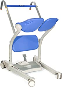 ArjoHuntleigh Sara Stedy Sit to Stand Manual Lift - Sling Free Operation - Reduce Caregiver Strain - Fully Assembled - Holds up to 400 LBS
